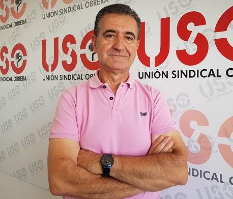 Bienvenida a la web de USO-Andalucía del coordinador general, Jesús Postigo