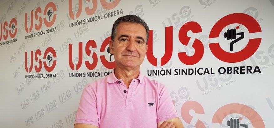 USO-Andalucía pide desinfectante homologado para coronavirus en el trabajo
