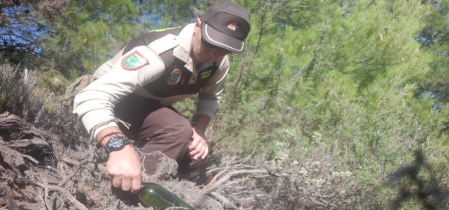 El sindicato USO-Andalucía pide contratar más guardas rurales