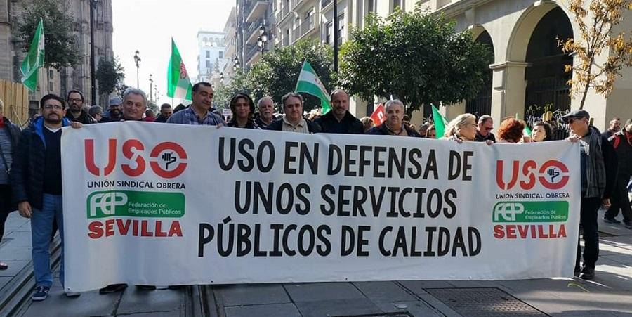 La Diputación de Sevilla deja en suspenso el calendario de oposiciones y estabilización de interinos