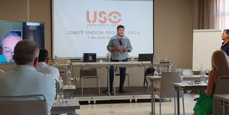 USO-Andalucía sigue creciendo en delegados según los últimos datos de elecciones sindicales