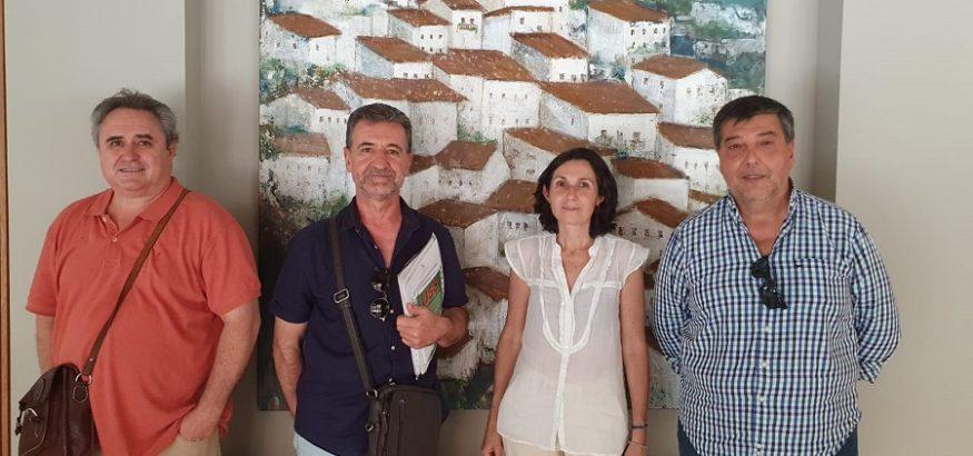 USO-Andalucía renueva su gestora en el Comité Regional, con Jesús Payán al frente
