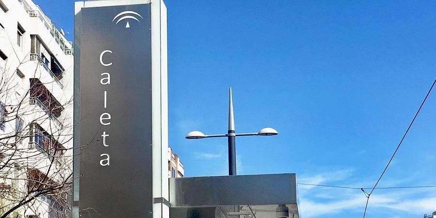 Sin cuarentena en los juzgados de Caleta de Granada a pesar del positivo de una funcionaria