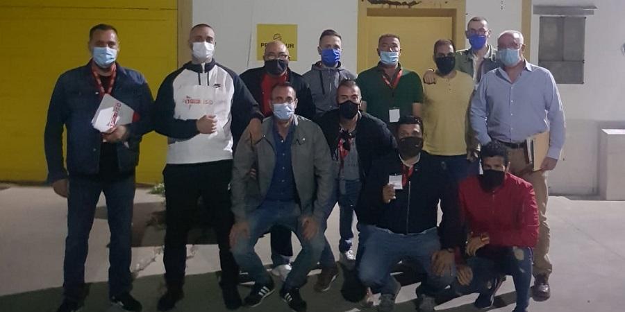FTSP-USO gana las elecciones sindicales de Prosegur SIS en Huelva