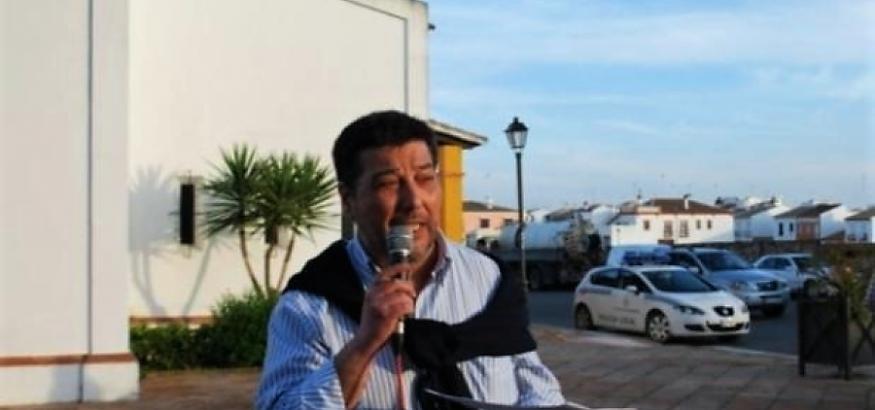 Jesús Payán, coordinador de USO-Andalucía, en Diario de Huelva. Sindicato USO-Andalucía