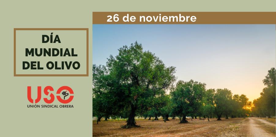 Día Mundial del Olivo: vital en nuestra tierra, vital en nuestra industria y nuestro empleo