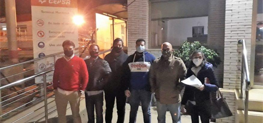 USO se impone en las elecciones de CEPSA Petronuba en Huelva. Sindicato USO-Andalucía