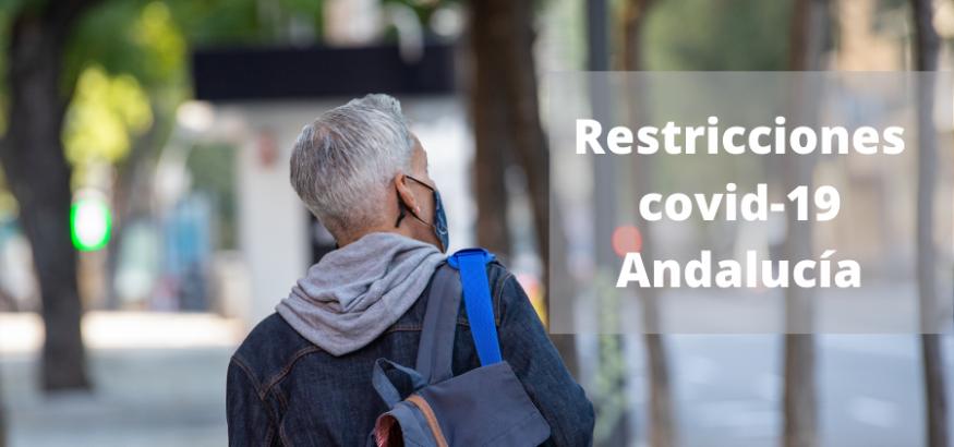 Restricciones en Andalucía a partir del 23 de enero. Sindicato USO-Andalucía