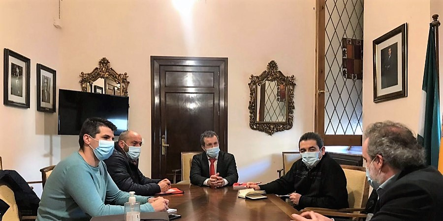 Nueva reunión por la anulación del contrato de limpieza viaria de FCC en Jaén. Sindicato USO-Andalucía