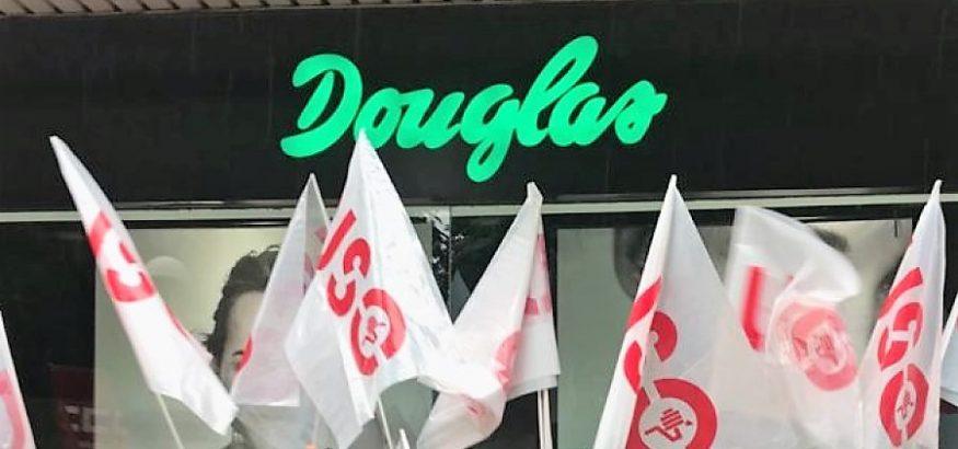 USO rechaza el ERE en Perfumerías Douglas en Andalucía