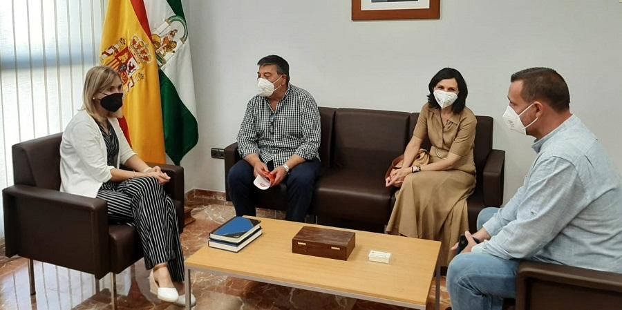 USO-Andalucía se reúne con la subdelegada del Gobierno en Huelva para avanzar en políticas de empleo