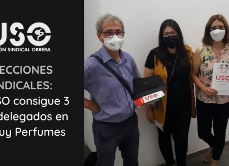 Elecciones sindicales en perfumerías: Servicios sigue creciendo en el sector