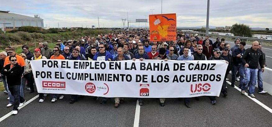 Sindicato USO-Andalucía. La sentencia del TSJA da la razón a 390 extrabajadores de Delphi