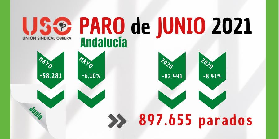 El paro de junio: Andalucía, siempre en el filo de la estacionalidad
