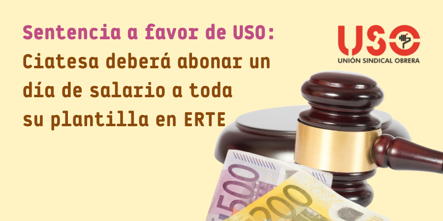 A demanda de USO, condena por incumplimiento salarial a Ciatesa-Carrier en Córdoba