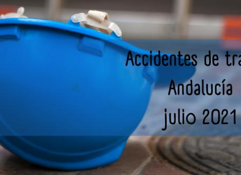 Aumentan un 12,3% los accidentes de trabajo en Andalucía. Sindicato USO